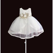 Платье для девочки Белая жемчужина (код товара: 52776)
