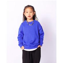 Свитшот для девочки Хип-хоп, синий (код товара: 52814)
