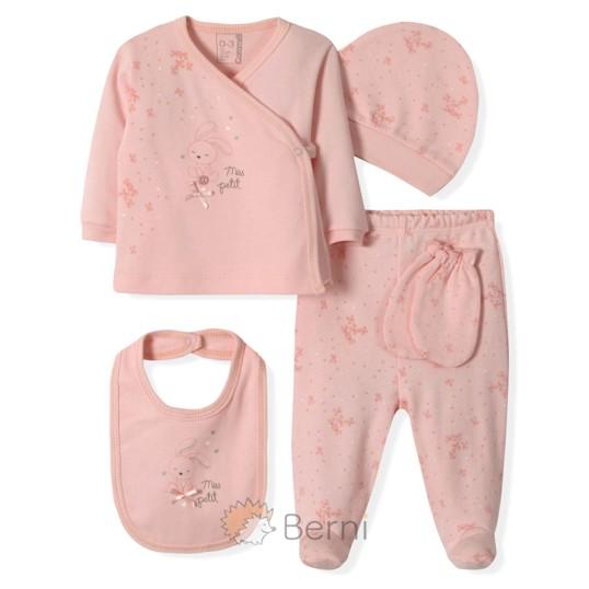 Комплект 10 в 1 для новорожденной девочки Caramell (код товара  5360 ... ad8089b932feb