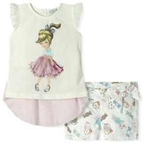 Комплект 2 в 1 для девочки Baby Rose (код товара: 5362): купить в Berni