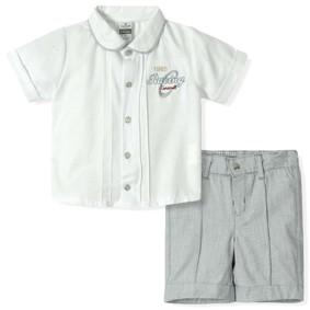 Комплект 2 в 1 для мальчика Caramell  (код товара: 5354): купить в Berni
