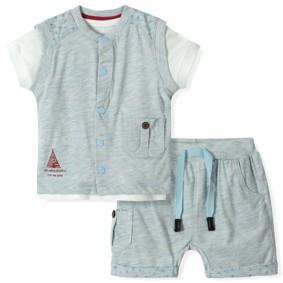 Комплект 3 в 1 для мальчика Caramell (код товара: 5348): купить в Berni