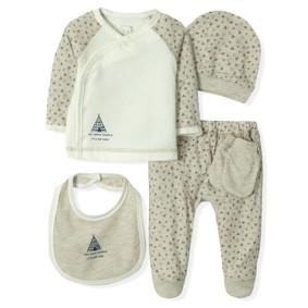 Набор 5 в 1 для новорожденного мальчика Caramell (код товара: 5334): купить в Berni