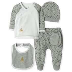 Набор 5 в 1 для новорожденного мальчика Caramell (код товара: 5336): купить в Berni