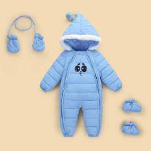 Комбинезон зимний детский 3 в 1 Глазки (код товара: 53249)
