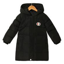Куртка демі дитяча Bear baby, чорний оптом (код товара: 53257)