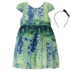 Платье для девочки Bonny Billy (код товара: 5455): купить в Berni