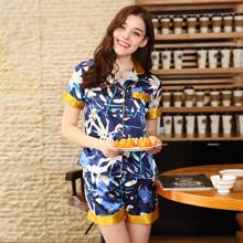 Пижама женская Цветочная абстракция (код товара: 54171)