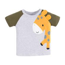 Футболка детская Маленький жираф (код товара: 54222)