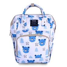 Сумка - рюкзак для мами Ведмедики (код товара: 54252)
