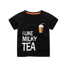 Футболка детская Milky tea (код товара: 54333)