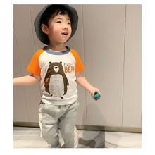 Футболка для мальчика Hungry bear (код товара: 54325)