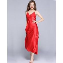 Рубашка ночная женская Eclipse, красный (код товара: 54876)