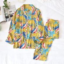 Пижама для кормящих мам Feathers (код товара: 54958)