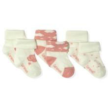 Носки для девочки Caramell (3 пары) (код товара: 5589)