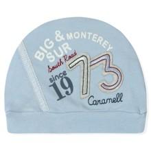 Шапка для новонародженого хлопчика Caramell (код товара: 5506)