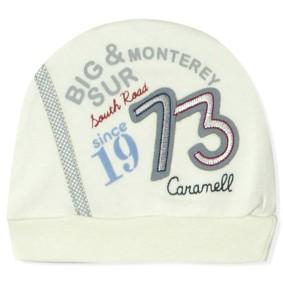 Шапка для новорожденного мальчика Caramell (код товара: 5504): купить в Berni