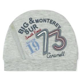 Шапка для новорожденного мальчика Caramell (код товара: 5505): купить в Berni
