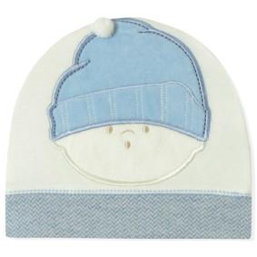 Шапка для новорожденного мальчика Caramell (код товара: 5512): купить в Berni