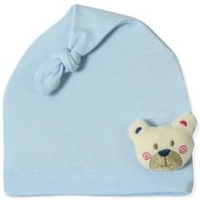 Шапка для новорожденного мальчика Caramell (код товара: 5531)