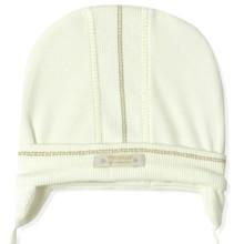 Велюровая шапка для новорожденного мальчика Caramell (код товара: 5517)