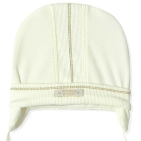 Велюровая шапка для новорожденного мальчика Caramell (код товара: 5517): купить в Berni