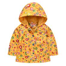 Куртка-ветровка для девочки Цветник (код товара: 55325)