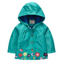 Куртка-ветровка для девочки Цветы (код товара: 55324)