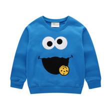 Свитшот детский Blue face (код товара: 55989)