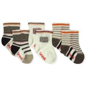 Носки для мальчика Caramell (3 пары) (код товара: 5612): купить в Berni