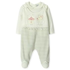 Велюровый комплект для девочки Baby Rose оптом (код товара: 5696): купить в Berni