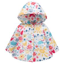 Куртка для дівчинки демісезонна I love spring оптом (код товара: 56456)