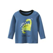 Лонгслів для хлопчика Dino Saur оптом (код товара: 56441)