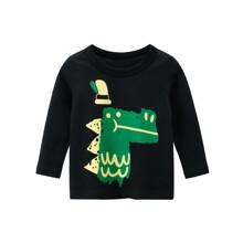Лонгслів для хлопчика Green crocodile оптом (код товара: 56443)