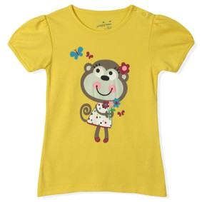 Футболка для девочки Jumping Beans (код товара: 5748): купить в Berni