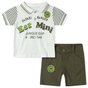 Костюм 2 в 1 для мальчика Estella (код товара: 5791): купить в Berni