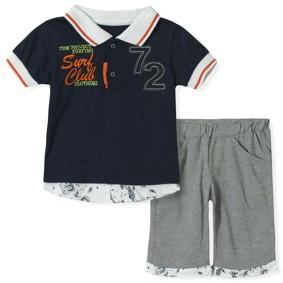 Костюм 2 в 1 для мальчика Estella (код товара: 5794): купить в Berni