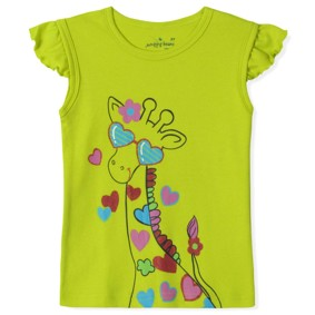 Майка для девочки Jumping Beans (код товара: 5798): купить в Berni