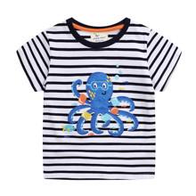 Футболка детская Octopus (код товара: 57896)