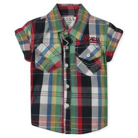 Рубашка для мальчика Guess  (код товара: 5840): купить в Berni
