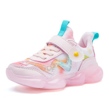 Кроссовки для девочки Pink daisy (код товара: 58524)