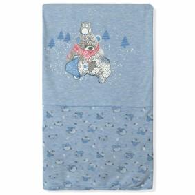 Одеяло для новорожденного Caramell (код товара: 5968): купить в Berni
