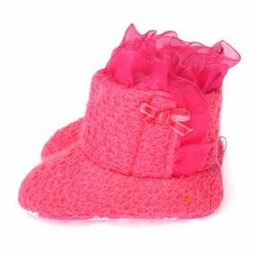 Утепленные пинетки для девочки Berni (код товара: 5948): купить в Berni