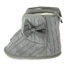 Утепленные пинетки для девочки Berni (код товара: 5952)