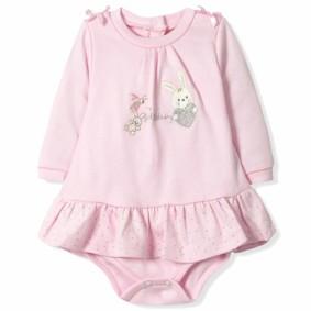 Боди-Платье для девочки Caramell (код товара: 6021): купить в Berni