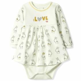Боди-Платье для девочки Caramell (код товара: 6022): купить в Berni
