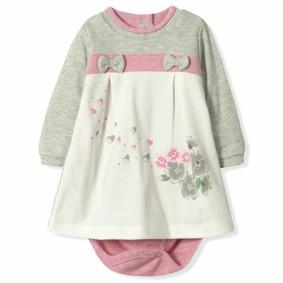 Боди-Платье для девочки Caramell (код товара: 6023): купить в Berni