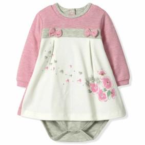 Боди-Платье для девочки Caramell (код товара: 6024): купить в Berni
