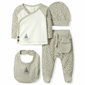 Набор 5 в 1 для новорожденного  Caramell  (код товара: 6095): купить в Berni