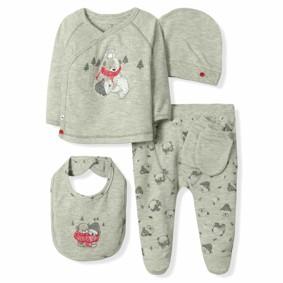 Набор 5 в 1 для новорожденного  Caramell  (код товара: 6099): купить в Berni